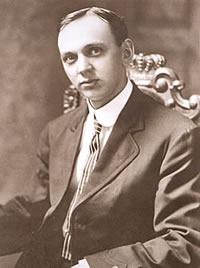 エドガー・ケイシー (1877-1945)
