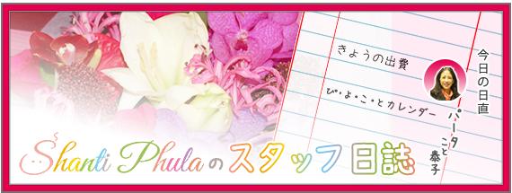 パータのスタッフ日誌「きらめきの花さん 上映会ご案内とご報告」