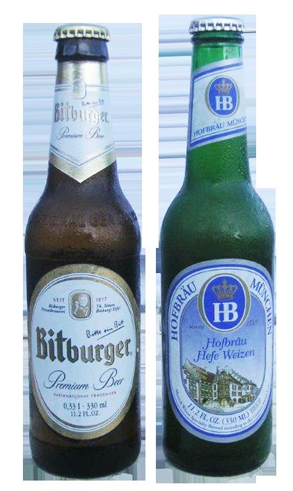 ビール透明