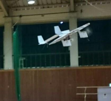 4.3 双発飛行機