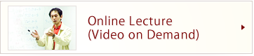 Online Lecture (video on demand)
