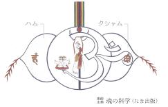 第6チャクラ(アージュナー・チャクラ)のシンボル