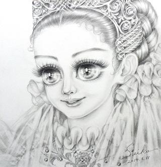 大天使アドリオン 様 〈霊体〉 (国津神第3レベルの女神)