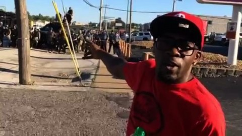 Police Confirm Curfew In Ferguson, MO[360P]
