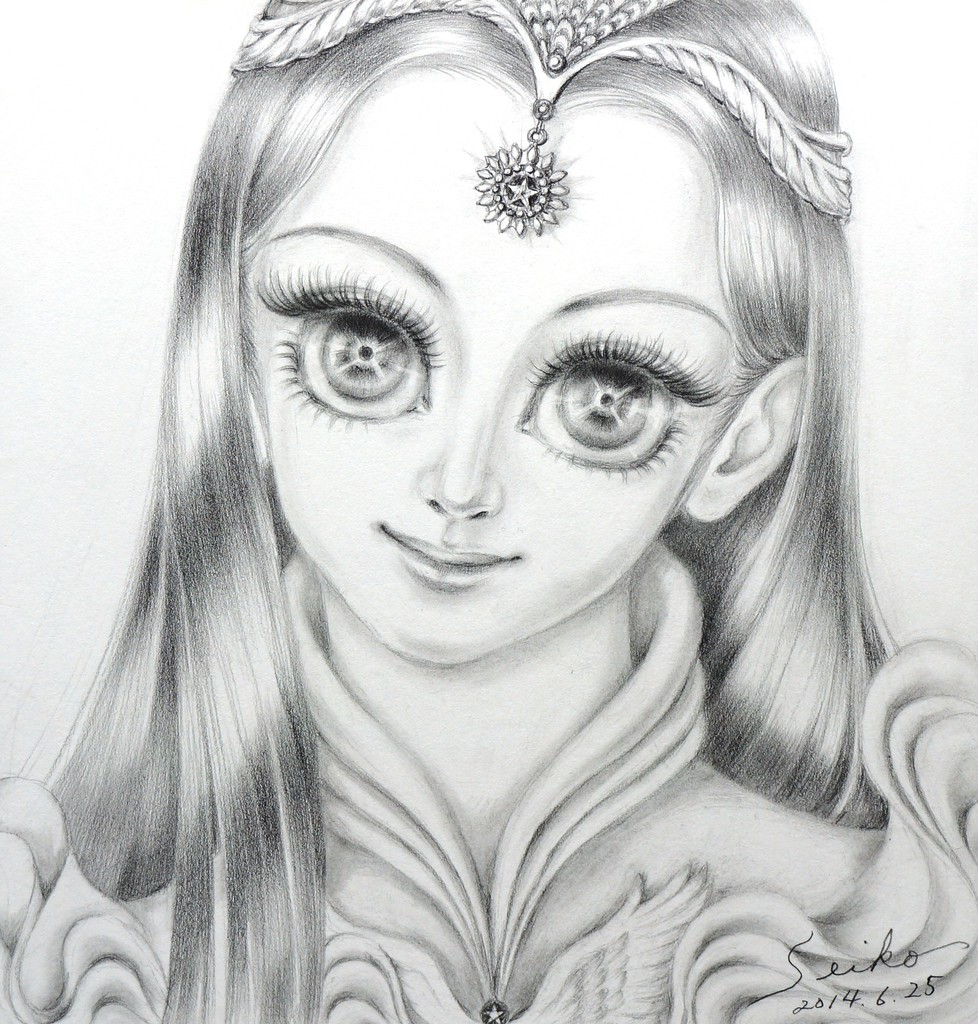 クスシキヒカリヤドルヒメミコ 様 〈霊体〉 アンドロメダ評議会の議長。第6システム国津神第3レベルの女神であり、 ほうおう座タウ星の第5惑星に住む。