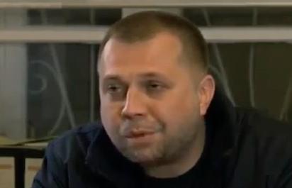 アレクサンダー・ボロダイ(前ドネツク人民共和国首相)