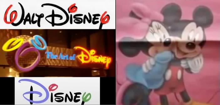 暴露!ディズニー映画に隠されたイルミナティ&悪魔崇拝&セックスシンボル...