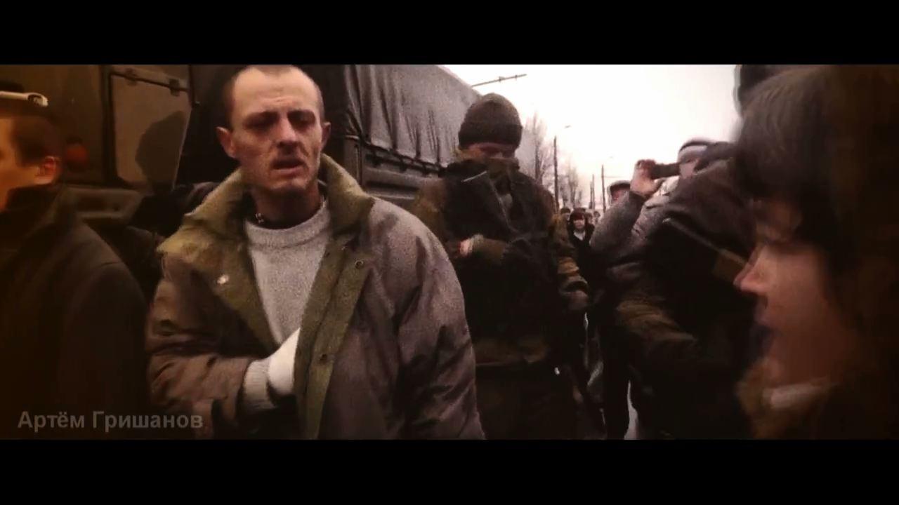 ウクライナ軍兵士
