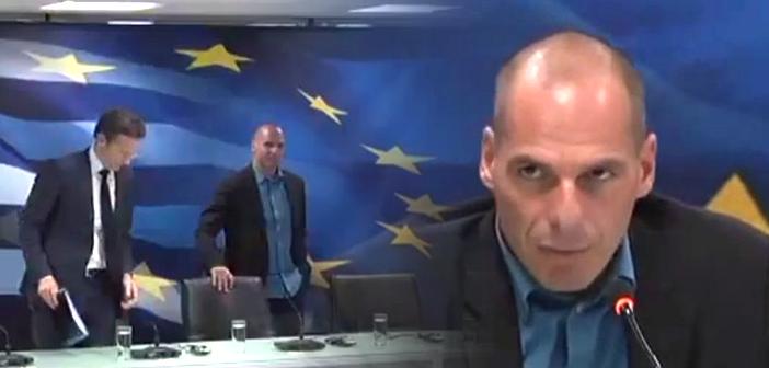 ギリシャ新政権の財務相がEU側と初協議、終了後にEU側「お前はトライア...