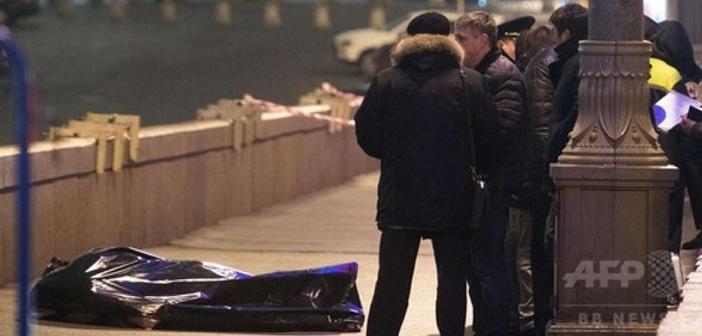 ネムツォフ殺害でもロシア国内は混乱せず / ネムツォフ暗殺: 反プーチ...
