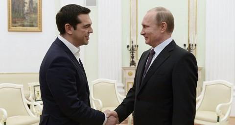 © SPUTNIK/ ALEXEY NIKOLSKY ロシアとギリシャ 2015年から2016年期の行動計画に調印