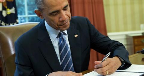 © AP PHOTO/ EVAN VUCCI オバマ大統領「世界経済の規則を書くべきなのは米国であり中国ではない」