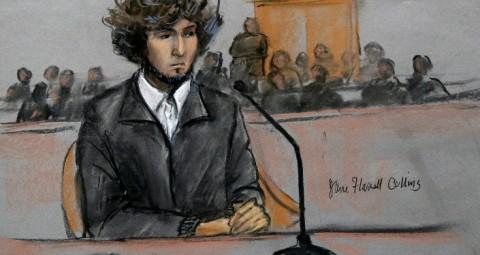 ボストンマラソン爆破テロ事件 ツァルナエフ被告に有罪評決