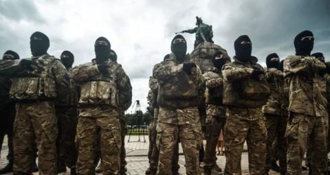 © SPUTNIK/ EVGENY KOTENKO 米議会、ウクライナのネオナチ大隊への軍事支援を禁止