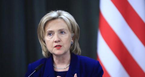 © SPUTNIK/ EDUARD PESOV ヒラリー・クリントン氏 中国が米政府の情報を盗んでいるとして非難