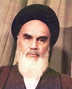 イラン・イスラム共和国初代最高指導者 ホメイニー師