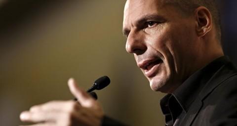 © REUTERS/ ALKIS KONSTANTINIDIS ギリシャ バルファキス財務相辞任
