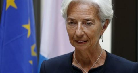 © REUTERS/ FRANCOIS LENOIR IMFラガルト専務理事「支払い遅延のため、ギリシャには新たな支援は行われない」