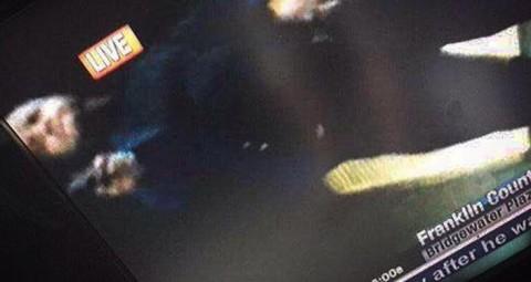 © 写真: DAILY MAIL 生中継の記者2人を殺した犯人、警察が追跡を開始
