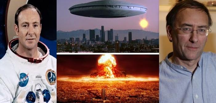 宇宙人は人類を救った。ミサイルを撃墜し核戦争が起きるのを阻止した(元宇...