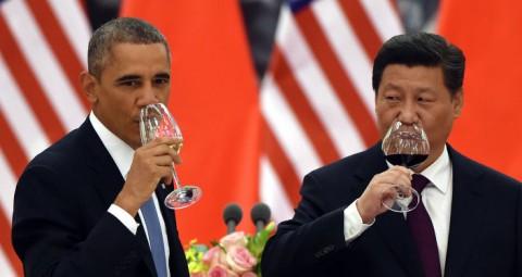 © AP PHOTO/ GREG BAKER 首脳会談を前に「黒雲を払う」中国と米国