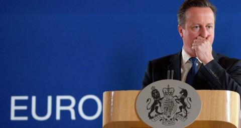 © AP PHOTO/ VIRGINIA MAYO 「労働党は英国にとって脅威」と述べたキャメロン首相にロシア大使館 皮肉なコメント