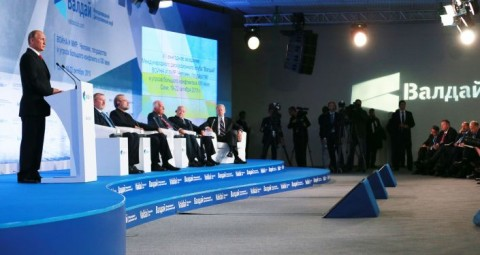 © SPUTNIK/ ANTON DENISOV プーチン大統領:核兵器は抑止要因としては機能しなくなった