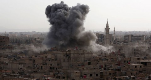 © AFP 2015/ ABD DOUMANY イラン人専門家:米国にはシリア問題を政治的に解決する気はない