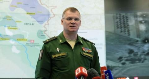 © SPUTNIK/ ALEXANDER VILF 露国防省、西側はシリアでの露軍行為を「偽報道」