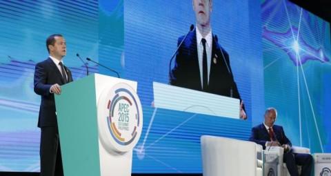 メドヴェージェフ首相:アジア太平洋地域諸国との協力発展は、ロシアの原則的戦略路線 © SPUTNIK/ DMITRI ASTAKHOV メドヴェージェフ首相:アジア太平洋地域諸国との協力発展は、ロシアの原則的戦略路線