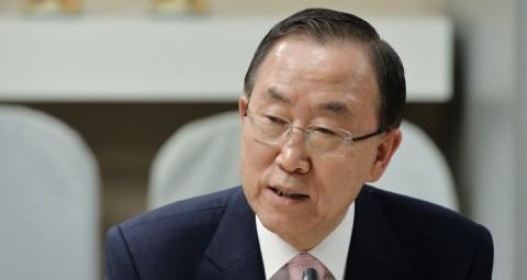 © SPUTNIK/ ILIYA PITALEV 国連事務総長 サウジアラビアでのシーア派指導者ら47人処刑を憂慮
