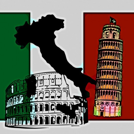 Italy-Banner-Public-Domain-460x460