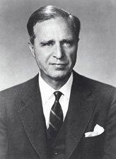 George W. Bushの祖父、 Prescott Bush上院議員