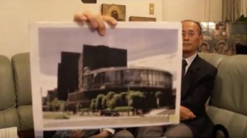 ニュー山王米軍センター(通称ニュー山王ホテル) ここで毎月、日米合同委員会が開催される