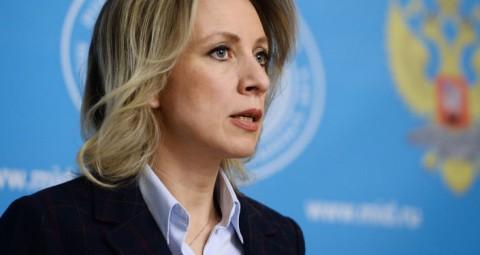 ロシア外務省のマリア・ザハロワ報道官 © SPUTNIK/ MAKSIM BLINOV 米国の圧力で途切れた露日対話は今、復活しつつある、露外務省