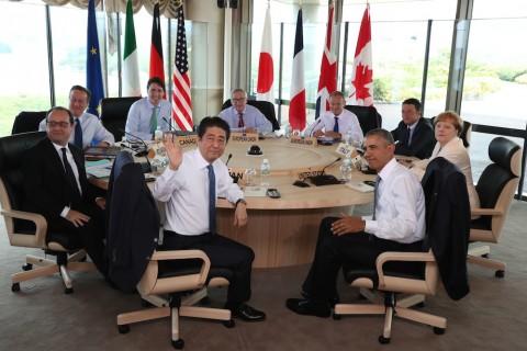 伊勢志摩の奇跡:G7、空想と現実を混同