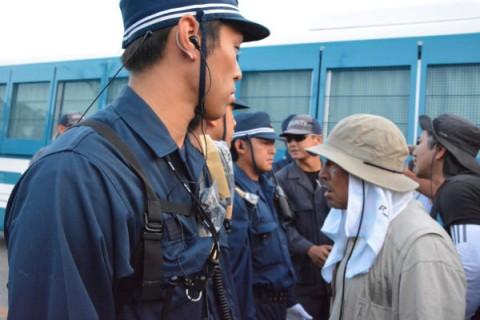 【沖縄・高江報告】 世界最強軍隊の基地建設阻む住民らの力