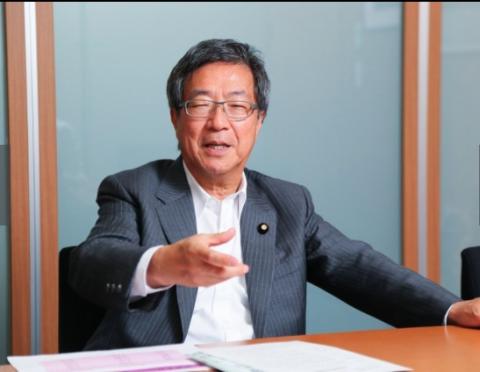 「貯金がすべて「紙クズ」になる日に備えよ」と語る藤巻健史氏(参議院議員/フジマキ・ジャパン代表)