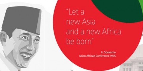 「新しいアジア、新しいアフリカを誕生させよう」1955年のアジア・アフリカ会議にてスカルノ技師【※大統領なのですが、マレーシア圏では工科大学卒のエンジニアをMr.ではなく、Ir.という称号で一般的に呼ぶみたいです。】