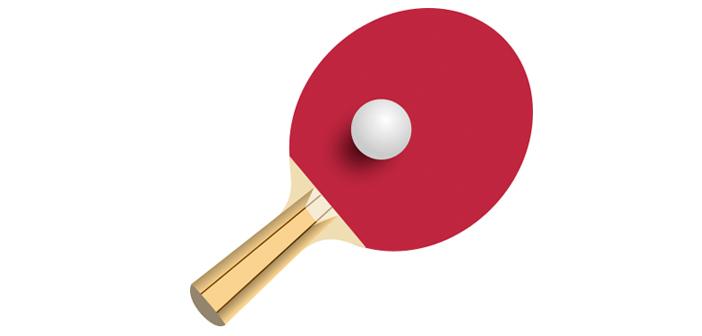 卓球パフォーマンス集団「Pongfinity」による数々の芸