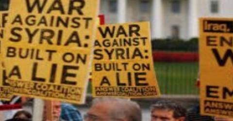⇒ ウソに基づく対シリア戦争