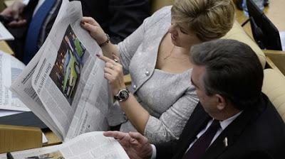 Photo-3: ロシアは「情報戦争」で勝利を収めている? それとも、本当の事を報道しているだけに過ぎないのか?