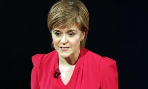 スコットランド国民党 ニコラ・スタージョン党首