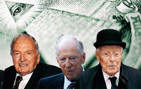ロックフェラー‐ロスチャイルド‐モルガン連合の現在の継承者たち