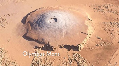 6_Olympus_Mons_on_Mars