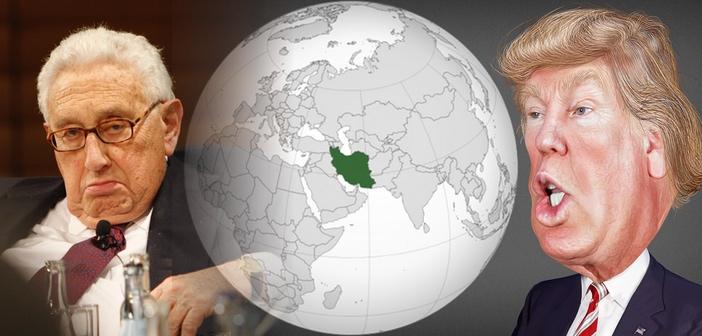 対イランで2つの勢力が対立するトランプ政権 〜イラン肯定のキッシンジャ...