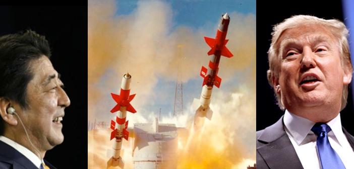 脅威でないのに脅威にしたい北朝鮮のミサイル 〜 政権維持のために利用す...