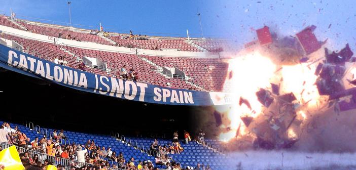 スペインのカタルーニャ州都バルセロナでテロが発生、なぜか現場に落ちてい...