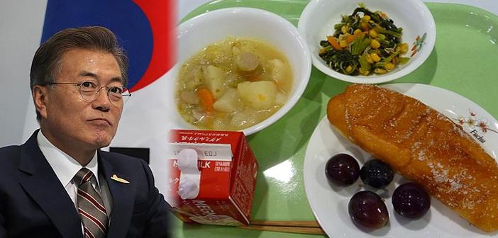 """ソウルでは2021年から市内すべての小・中・高校で""""オーガニック無償給..."""